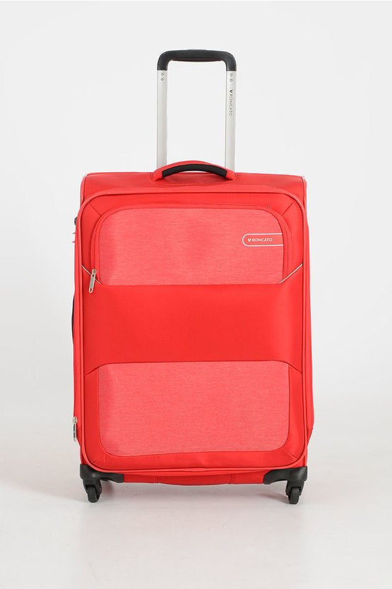REEF Medium Trolley 67cm 4W Expandable Red
