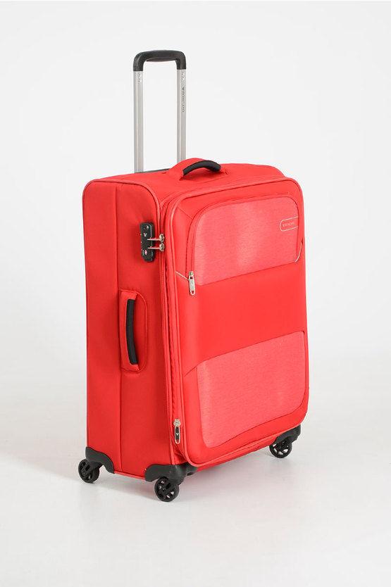REEF Trolley Medio 67cm 4R Espandibile Rosso
