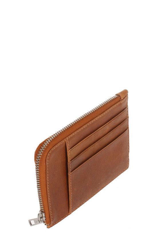 RIVERDALE II SLG Wallet Brown