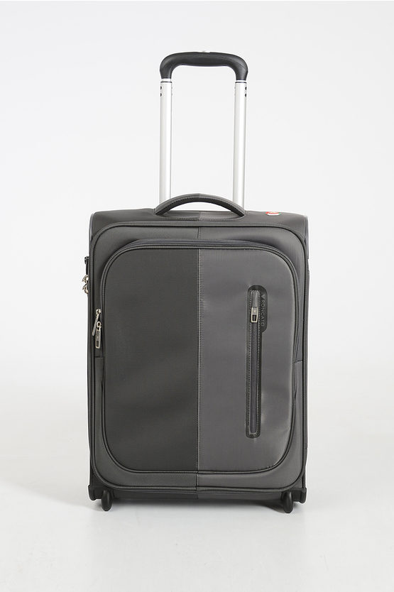 ROMA Cabin Trolley 55cm 4W Anthracite