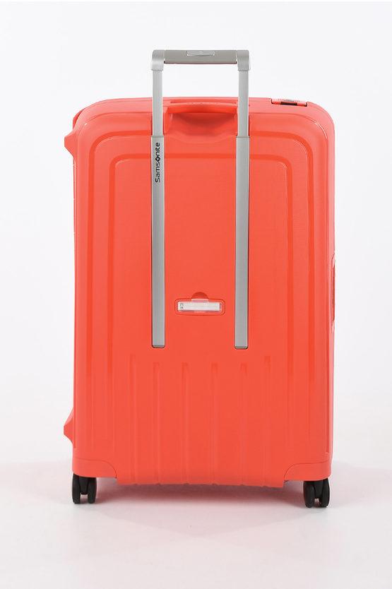 S'CURE Trolley Grande 75cm 4R  Fluo Red Capri