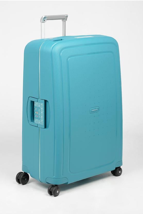 S'CURE Trolley Grande 75cm 4R Petrol Blue Capri