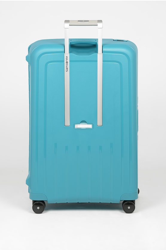 S'CURE Trolley Grande 81cm 4R Petrol Blue Capri
