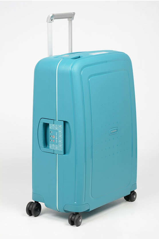 S'CURE Trolley Medio 69cm 4R Petrol Blue Capri