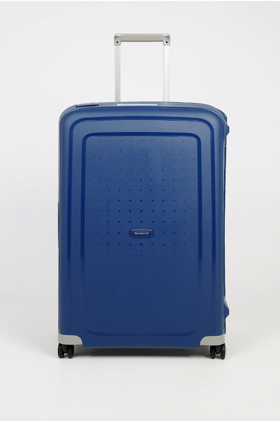 S'CURE Large Trolley 75cm 4W Blue