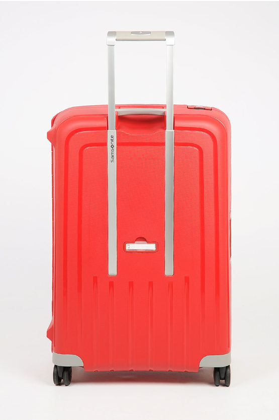 S'CURE Large Trolley 75cm 4W Red