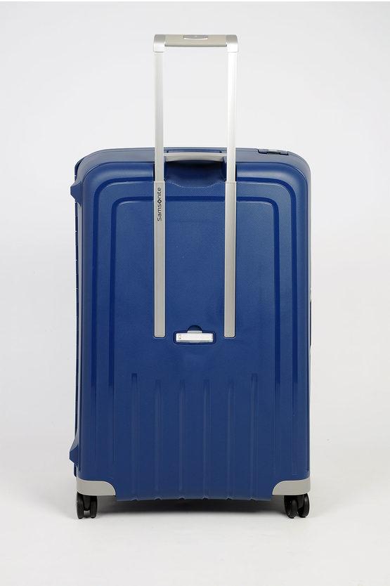S'CURE Large Trolley 81cm 4W Blue