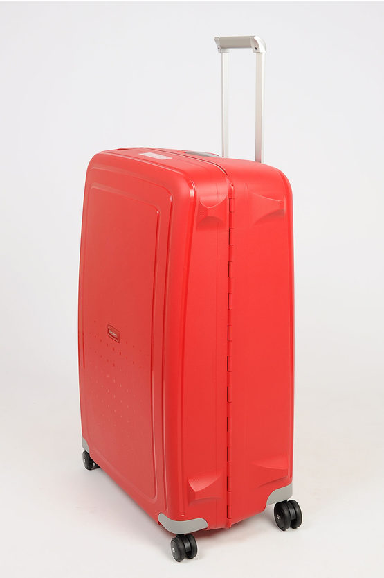 S'CURE Large Trolley 81cm 4W Red