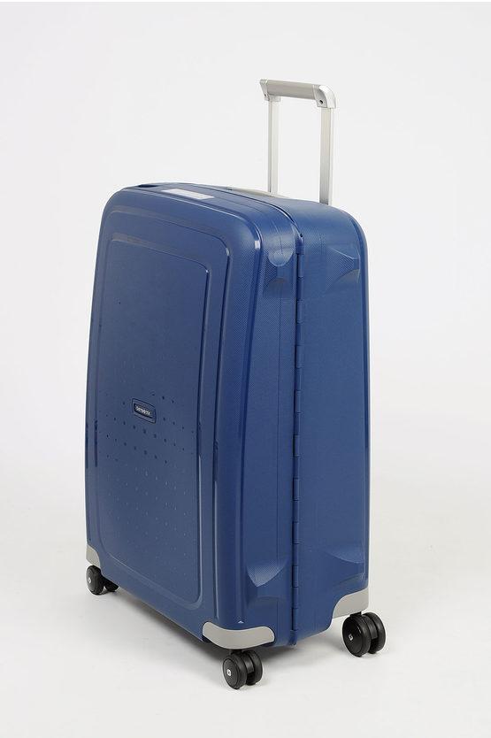 S'CURE Medium Trolley 69cm 4W Blue