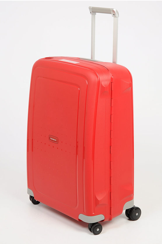 S'CURE Medium Trolley 69cm 4W Red