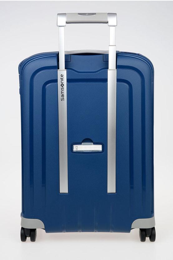 S'CURE Trolley Cabina 55cm 4R Blu