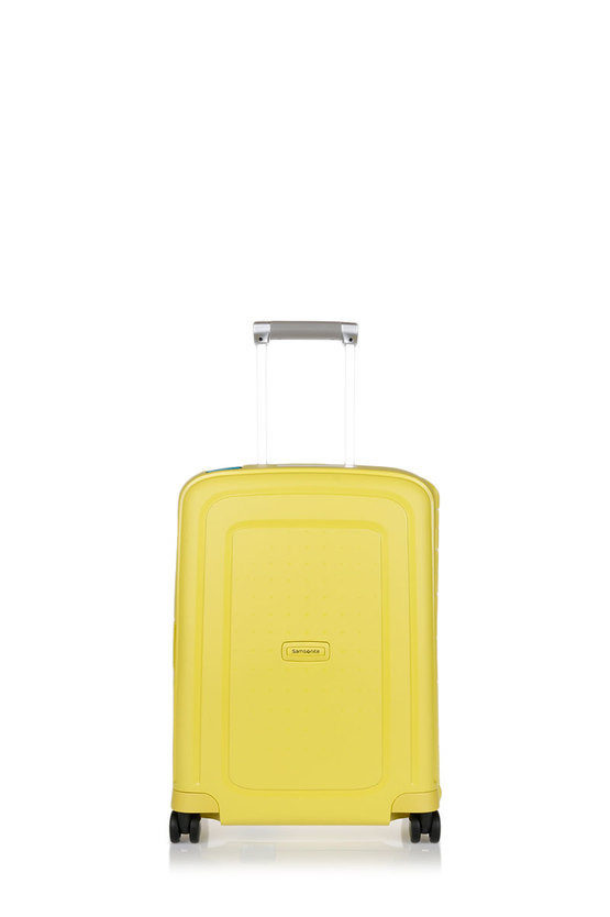 S'CURE Trolley Cabina 55cm 4R Lemon/Cielo