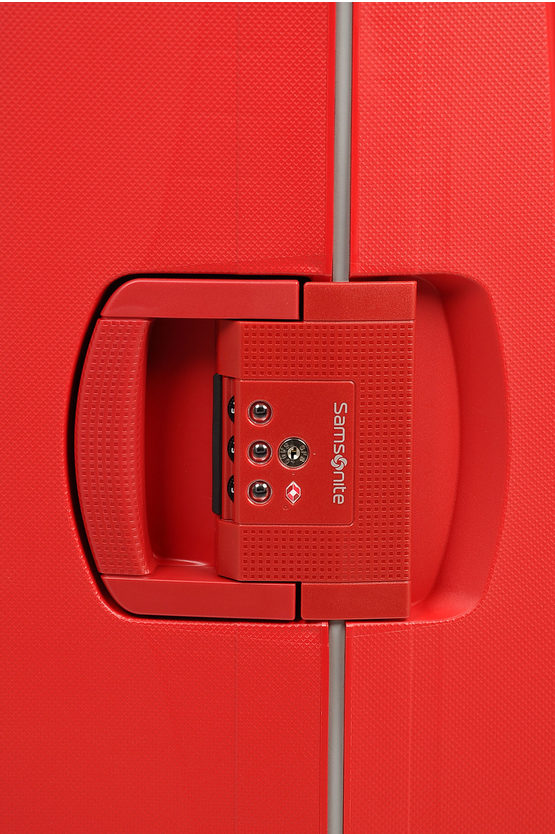 S'CURE Trolley Grande 75cm 4R Rosso