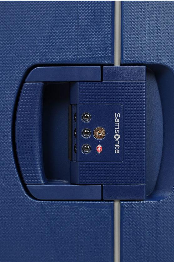 S'CURE Trolley Medio 69cm 4R Blu