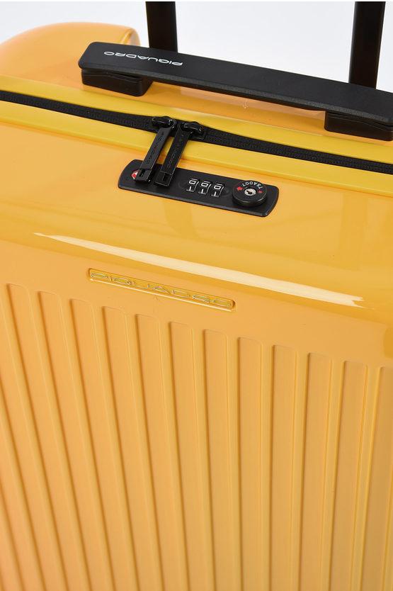 SEEKER Cabin Trolley 55/20 4w Yellow