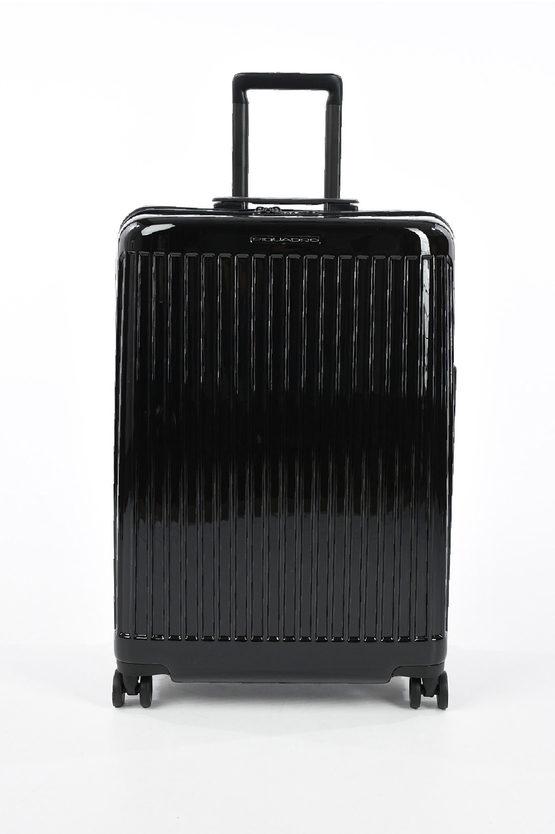 SEEKER Medium Trolley 69cm 4W Black