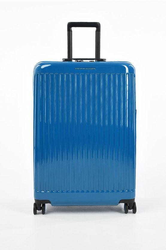SEEKER Medium Trolley 69cm 4W Blue