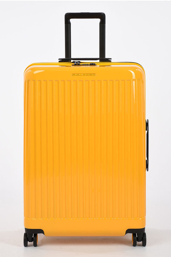 SEEKER Medium Trolley 69cm 4W Yellow