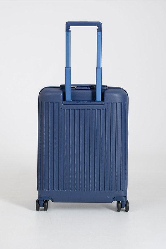 SEEKER Trolley Cabina 55cm 4R Blu