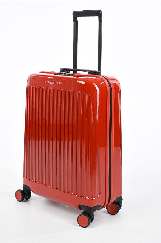 SEEKER Trolley Cabina 55cm 4R Rosso