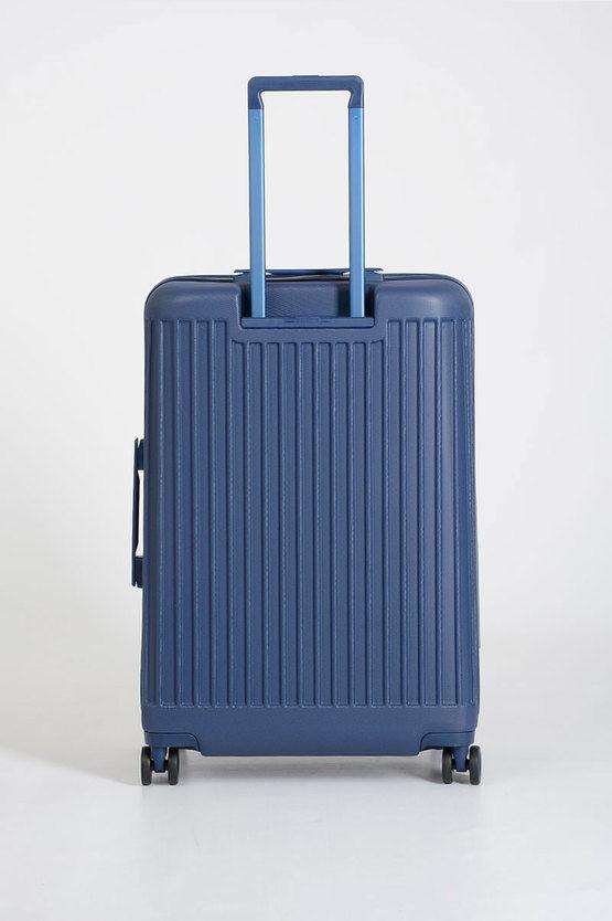 SEEKER Trolley Medio 4R Blu