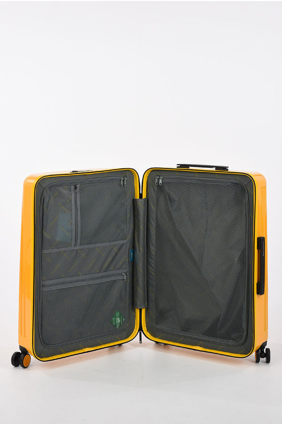 SEEKER Trolley Medio 69cm 4R Giallo