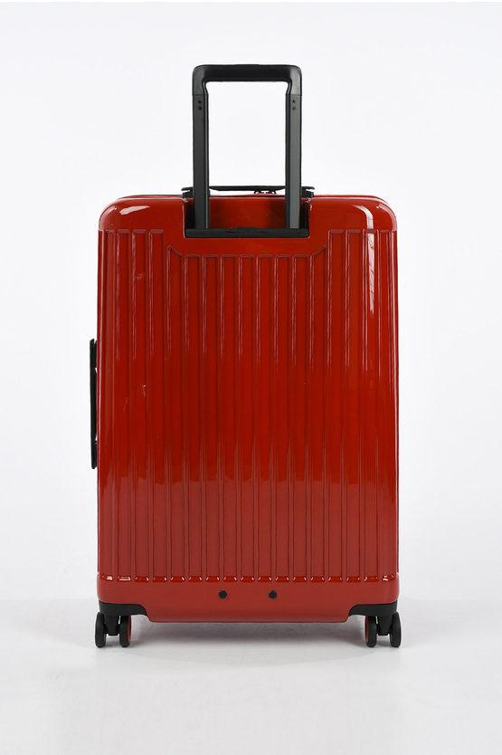 SEEKER Trolley Medio 69cm 4R Rosso