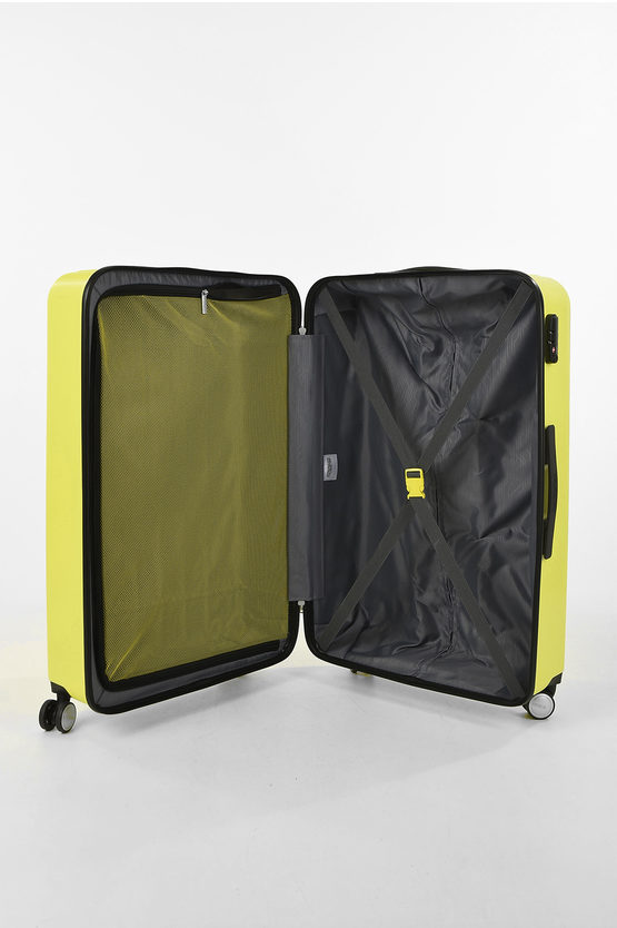 SKYNEX Set 3 Trolley 4R Lime Green