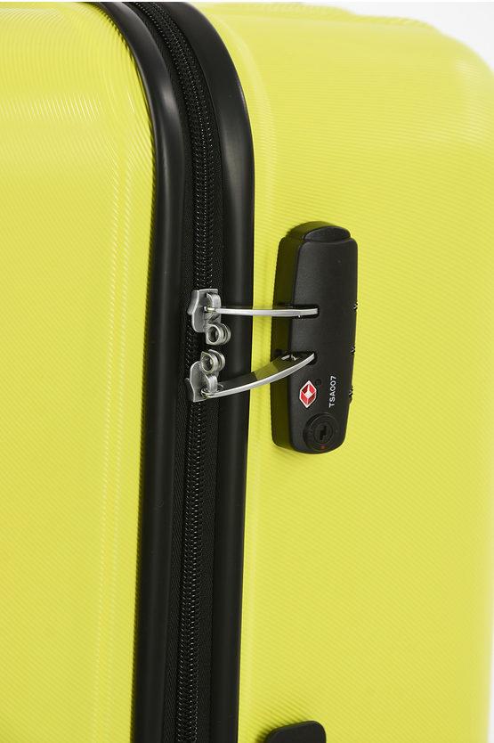SKYNEX Trolley Medio 67cm 4R Lime Green