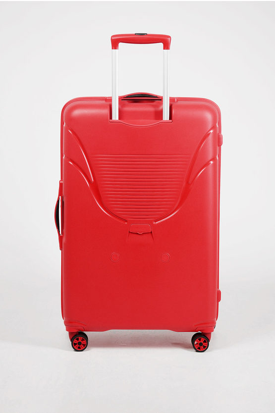 SKYTRACER Large Trolley 77cm 4R Formula Red