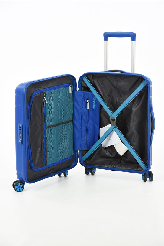 SKYTRACER Trolley Cabina 55cm 4R Highline Blue