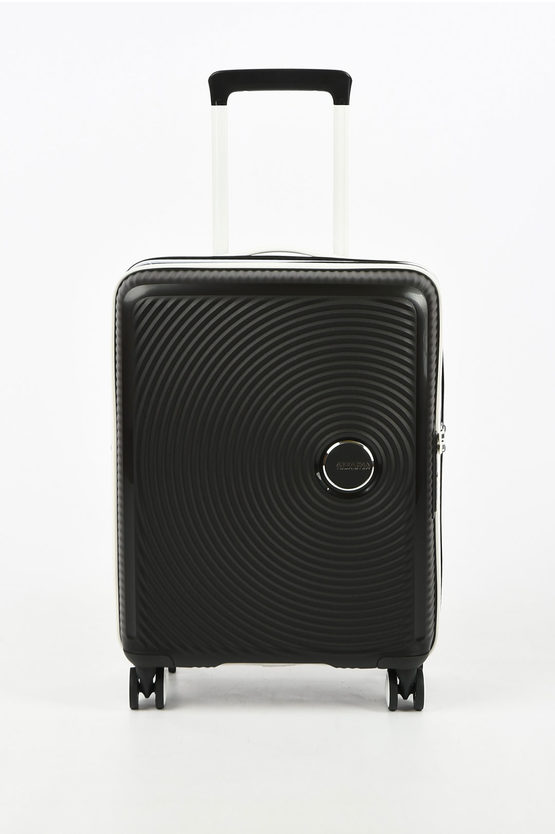 SOUNDBOX Cabin Trolley 55cm 4W Expandable Black/white