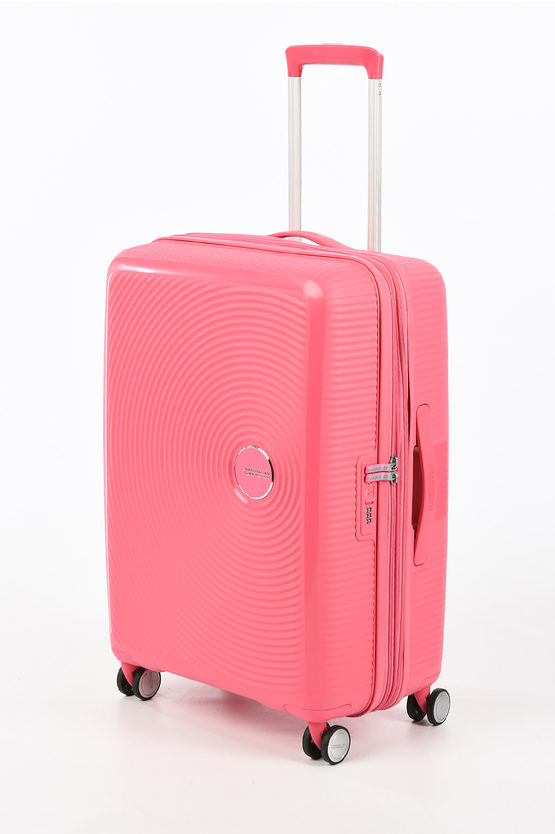 SOUNDBOX Medium Trolley 67cm 4W Expandable Hot Pink