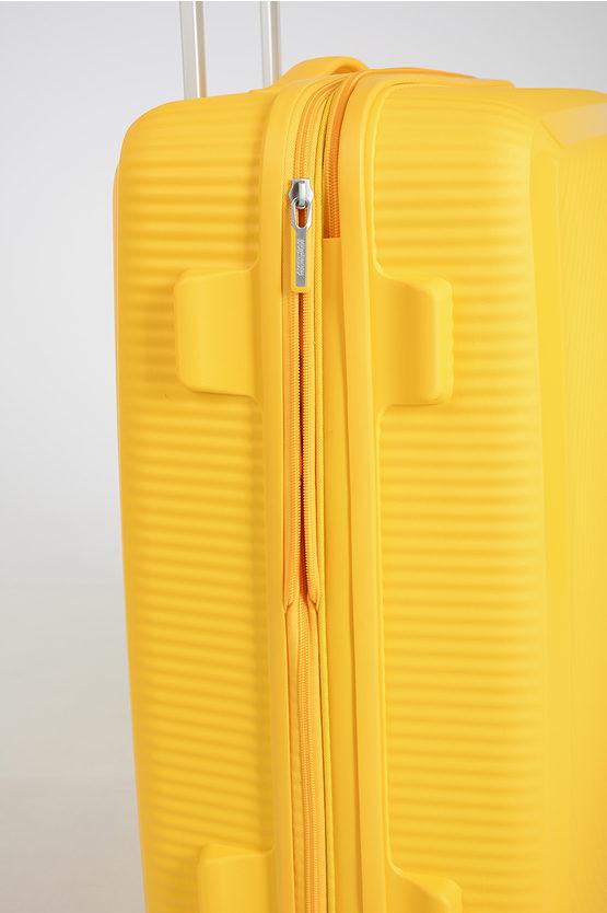 SOUNDBOX Medium Trolley 67cm 4W Expandable Yellow