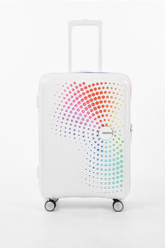SOUNDBOX Medium Trolley 67cm 4W Rainbow Dots
