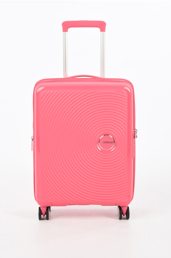 SOUNDBOX Trolley Cabina 55cm 4R Espandibile Hot Pink