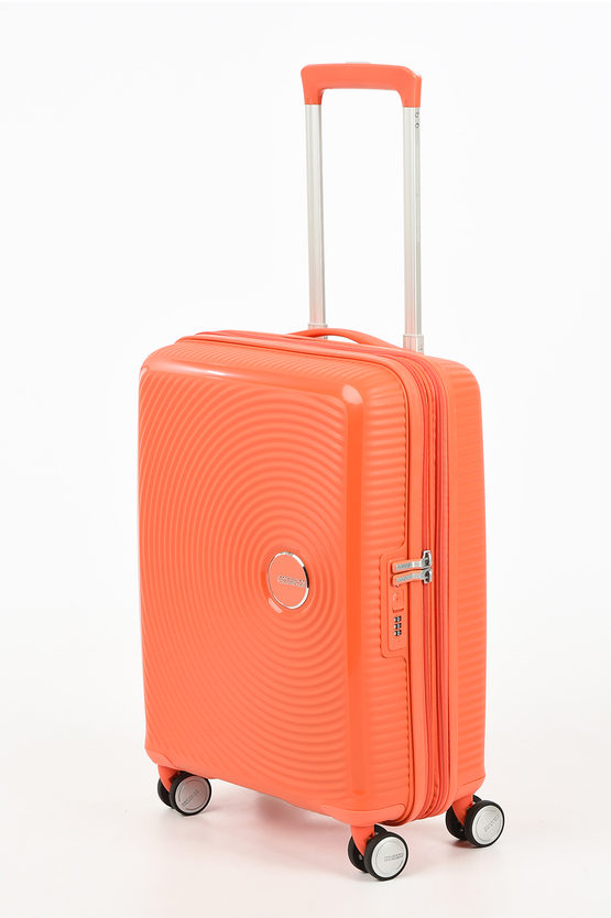 SOUNDBOX Trolley Cabina 55cm 4R Espandibile Spicy Peach