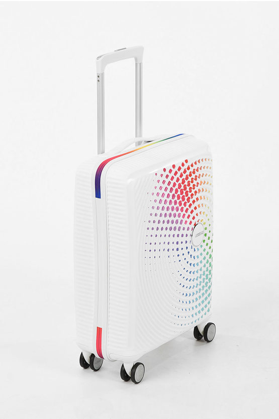 SOUNDBOX Trolley Cabina 55cm 4R Rainbow Dots