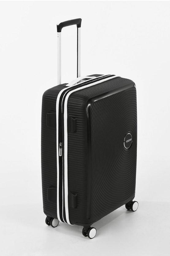 SOUNDBOX Trolley Medio  67cm 4R Espandibile Black/white
