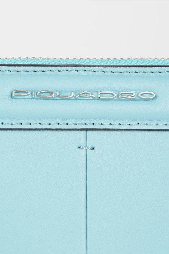 SPLASH Portafogli Azzurro