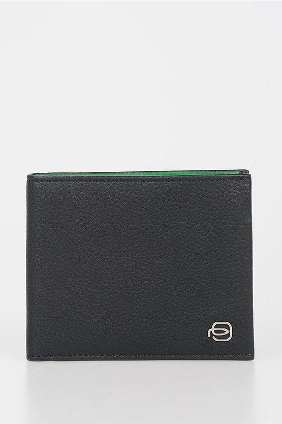 SPLASH Portafogli Nero/Verde