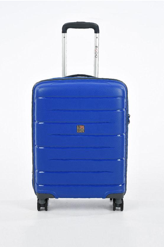 STARLIGHT 2.0 Cabin Trolley 55cm 4W Blue