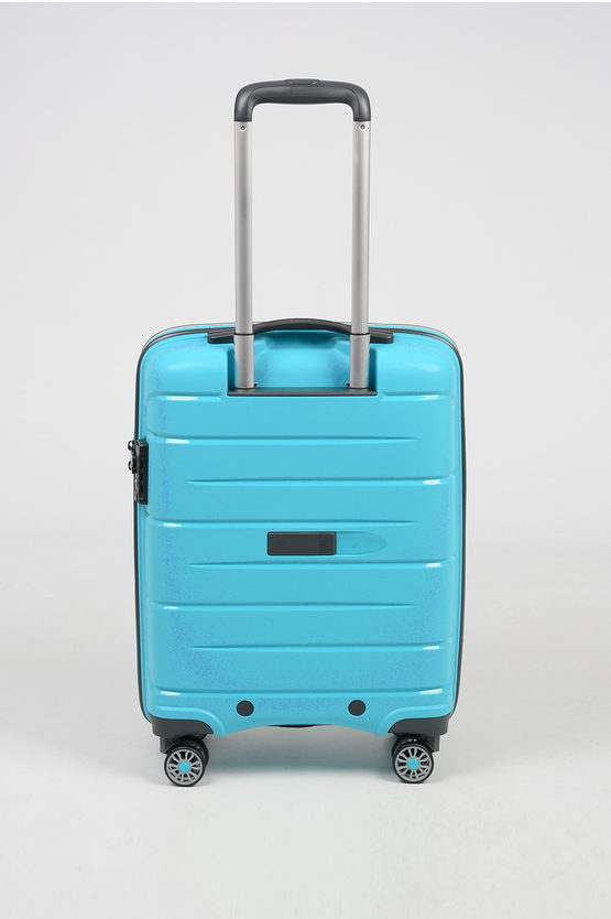 STARLIGHT 2.0 Trolley Cabina 55cm 4R Acquamarina