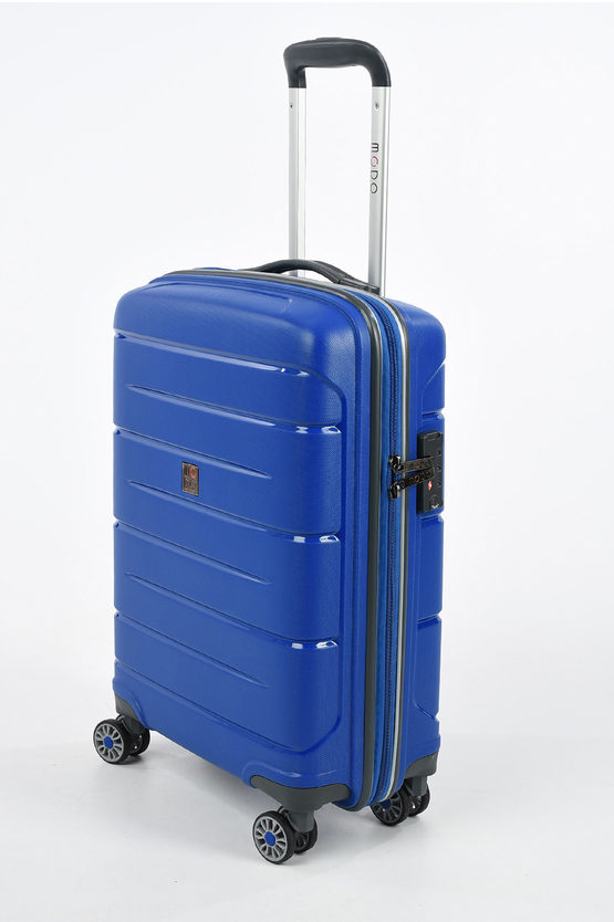 STARLIGHT 2.0 Trolley Cabina 55cm 4R Blu