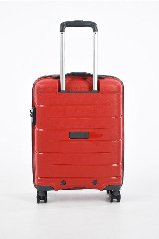 STARLIGHT 2.0 Trolley Cabina 55cm 4R Rosso