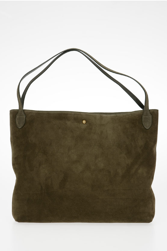 Suede Leather COCCI Bag