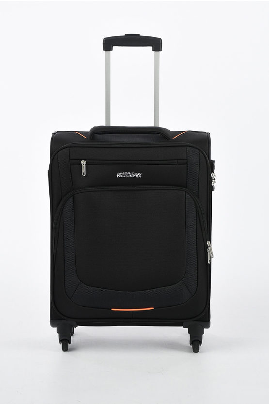 SUMMER SESSION Trolley Cabina 55cm 4R Nero