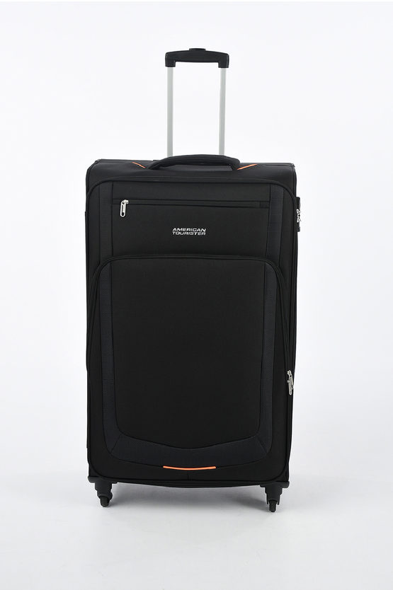 SUMMER SESSION Trolley Grande 79cm 4R Nero