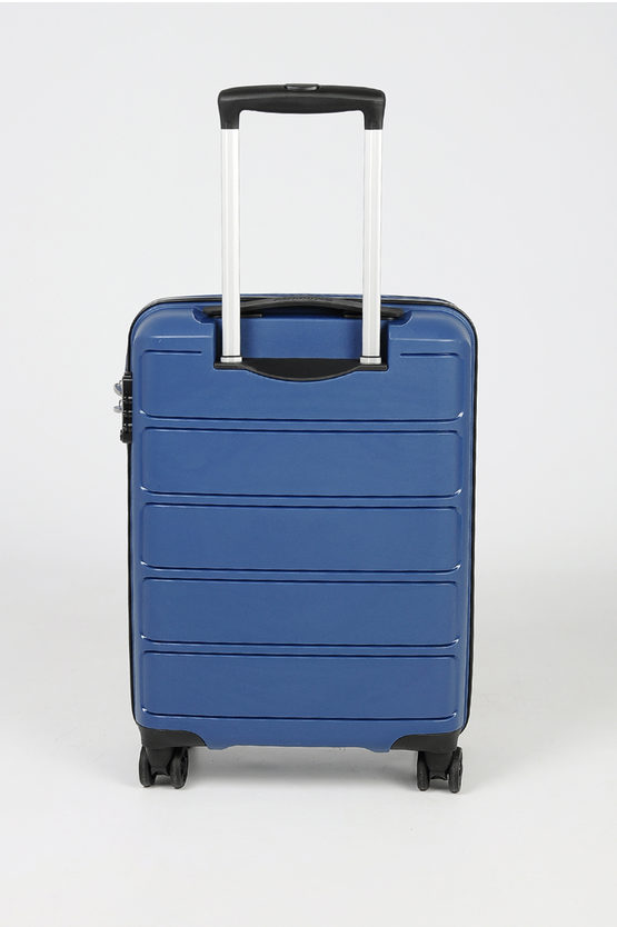 SUMMER SPLASH Cabin Trolley 55cm 4W Blue