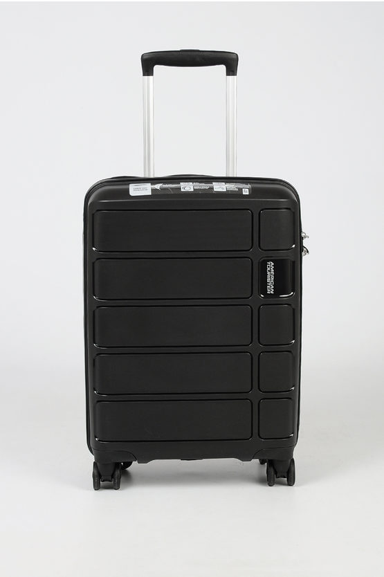 SUMMER SPLASH Trolley Cabina 55cm 4R Nero